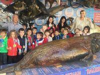 Türkiye Deniz Canlıları Balıkçı Kenan Müzesi'ne yoğun ilgi