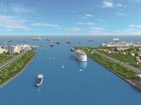 Kanal İstanbul'da günlük 160 gemi geçişi hedefleniyor