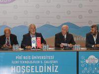 İleri Teknolojiler Çalıştayı Piri Reis Üniversitesi'nde yapıldı