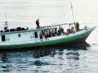 Güney Kıbrıs açıklarında Suriyeli sığınmacılar yakalandı
