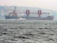 İstanbul Boğazı'ndan geçen yıl 42 bin 553 gemi geçti