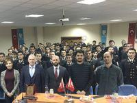 Turgut Kıran Denizcilik Fakültesi 7'nci Kariyer Günleri etkinliği gerçekleşti