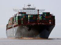 M/V UNAYZAH gemisi Çanakkale Boğazı'ndan geçti