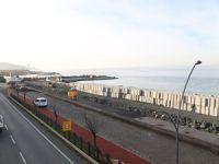 Rize'de Batı Park Projesi dolgu çalışmaları devam ediyor