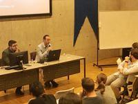 Piri Reis Üniversitesi'nde Gemi Mühendsleri Odası'nın tanıtımı yapıldı