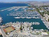 Koç Holding, Yunanistan'daki Alimos Yat Limanı'na talip oluyor