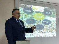 """""""Lojistik ve Denizcilik Sektöründe Bilişim Teknolojileri"""" semineri gerçekleşti"""