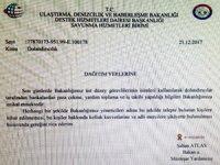 Ahmet Arslan; Rüşvet, İrtikab ve Dolandırıcılığa karşı savaş açtı