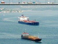 Boğazlardan 2017 yılında 87 bin 593 gemi geçti