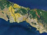 Kanal İstanbul, Marmara ile Karadeniz'i birbirine bağlıyor