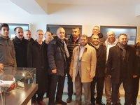 Beykoz Denizciler Derneği, Metin Kalkavan'ı misafir etti