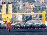 Rusya, Suriye'ye askeri ekipman sevkıyatına devam ediyor