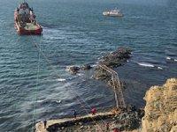 Kıyı Emniyeti, Denizdeki Kazazedeleri Kıyıdan Kurtarma Tatbikatı gerçekleştirdi