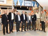 İMEAK DTO üyeleri, CNR Avrasya Boat Show'a katıldı