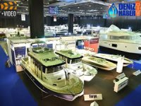 CNR Avrasya Boat Show yoğun ilgi gördü