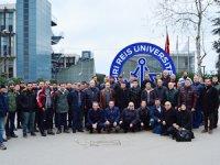Antalyalı denizciler, Piri Reis Üniversitesi'ni ziyaret etti