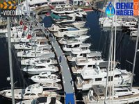Boat Show Eurasia Fuarı, deniz tutkunları ile buluştu