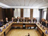 İMEAK DTO üyeleri Bursa'da deniz projeleri hakkında bilgi aldı