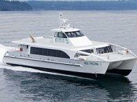 All American, Kitsap Ferry'a iki adet feribot inşa ediyor