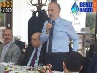 Metin Kalkavan ve İMEAK DTO Yönetim Kurulu, Samsun'a adeta çıkarma yaptı