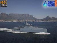 Damen, Güney Afrika Donanması'na karakol gemisi inşa ediyor