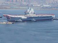 Çin'in yerli üretim uçak gemisi 2020'de hizmete girecek
