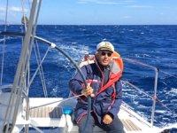 Emekli olduktan sonra tekneyle dünya turuna çıktı