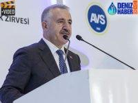 Ahmet Arslan: Dış ticarette deniz yolunun payı arttı