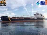 'M/T MIA DESGAGNES' LNG transferi gerçekleştirdi