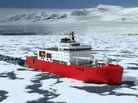 Asmar Tersanesi, Şili Donanması'na gemi inşa ediyor