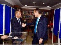 İMEAK DTO İzmir Şubesi'nin seçim heyecanı başladı