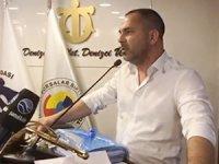 Yusuf Öztürk, yeniden İMEAK DTO İzmir Şube başkanı seçildi