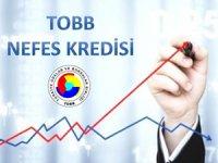 TOBB Nefes Kredisi Projesi'nde vade 18 aya uzatıldı