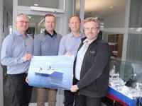 Vard, yeni nesil balıkçı gemisi inşa ediyor
