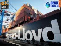 Hapag-Lloyd, emisyonları 2020 yılına kadar yüzde 20 azaltmayı hedefliyor