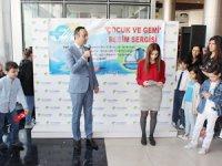 'Çocuk ve Gemi' konulu resim yarışmasının ödül töreni gerçekleşti