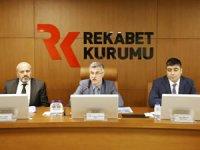 Rekabet Kurumu, sözlü savunma toplantısı düzenledi