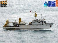 R/V YUNUS S, Marmara Denizi'nde araştırma yapacak