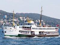 İstanbul'da vapur sefer saatlerine Ramazan düzenlemesi