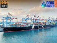 MSC, İran'ın konteyner siparişlerini durdurdu