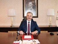 UDH Bakanı Ahmet Arslan'a 'Fahri Doktora' unvanı verilecek
