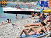 Bayramda Antalya'da oteller yüzde 100 dolu