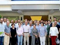 İMEAK DTO Antalya Şubesi'nin 3. Olağan Meclis Toplantısı yapıldı
