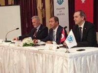 İMEAK DTO 1. Müşterek Meslek Komiteleri Toplantısı başladı