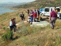 Beydağ Barajı'na giren çocuk hayatını kaybetti