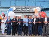 Bursa Gemlik Liman Başkanlığı yeni hizmet binası açıldı