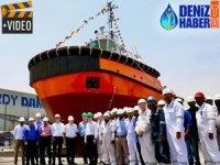 Damen Tersanesi, Birleşik Arap Emirlikleri'ne römorkör inşa ediyor