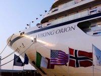 M/S VIKING ORION, kruvaziyer piyasasını hareketlendirecek