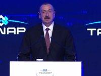 Trans Anadolu Doğalgaz Boru Hattı açılış töreni yapıldı