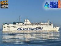 Piri Reis Üniversitesi Gemisi, dördüncü seferine başlıyor